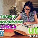 Licenciaturas y carreras en línea de la UTEL