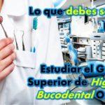 Cómo Estudiar el Grado Superior de Higiene Bucodental Online o a distancia