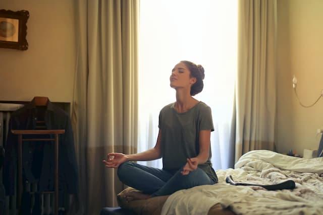 Meditar para tener un día más productivo