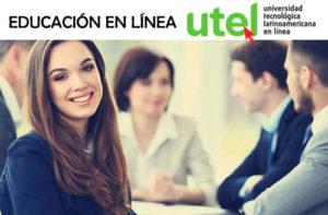 Universidad UTEL carreras en línea