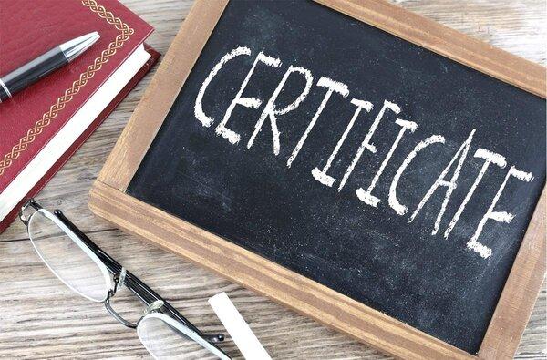 coursera certificado