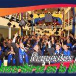 Requisitos para inscribirse en la UNEFA