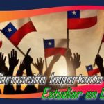 Estudiar En Chile: Información Para Extranjeros