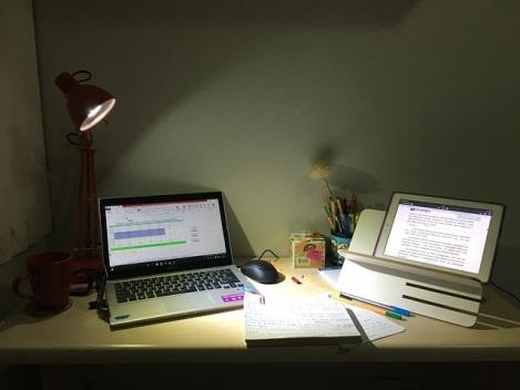 Estudiar De Noche Es Malo -1